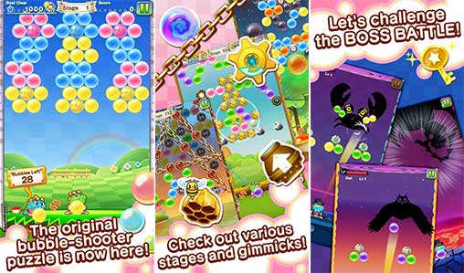 PUZZLE BOBBLE JOURNEY Apk