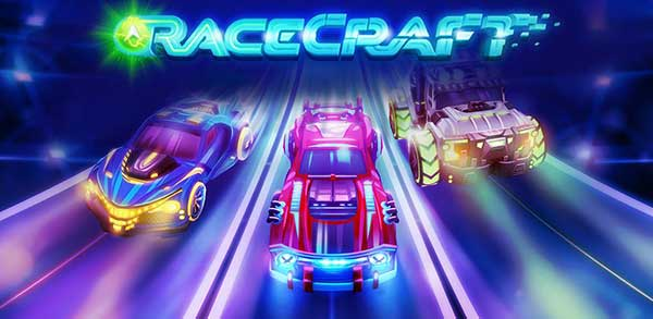 RaceCraft - Build & Race Cover