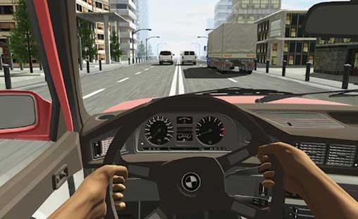Racing in Car Apk