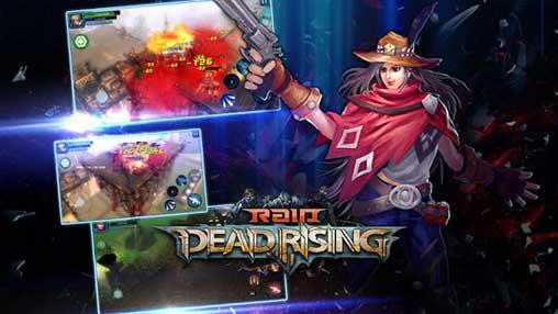 Raid:Dead Rising Apk