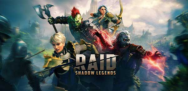 RAID: Shadow Legends Cover