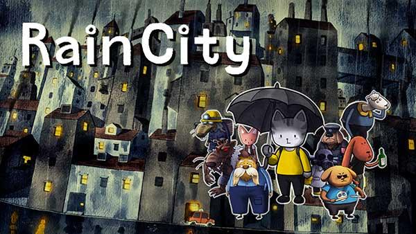 RainCity Mod Apk