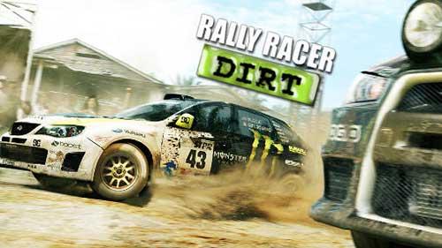 Rally Racer Dirt