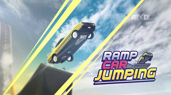 Ramp Car Jumping Cover