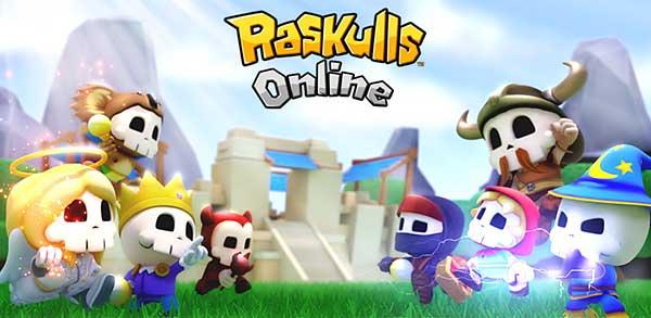 Raskulls: Online