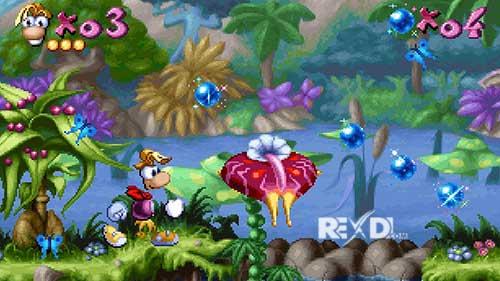 Rayman Classic Apk