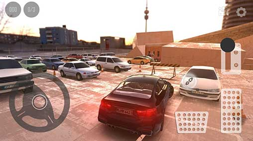 Real Car Parking 2017 Apk