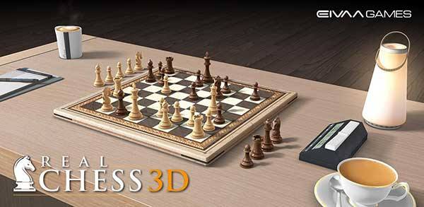 Real Chess 3D 1 0 Apk for Android