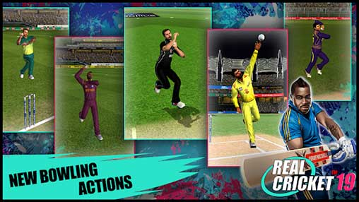 Real Cricket 19 Apk