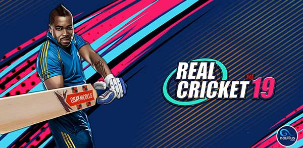 Real Cricket 19 2 7 Apk + Mod (Unlocked) + Data for Android