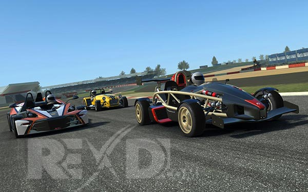 Real Racing 3 Game
