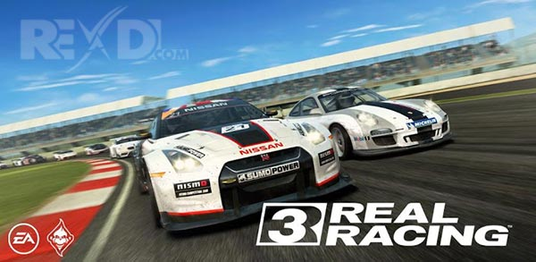 Real Racing 3 7 5 0 Apk (MOD, Gold/Money/Unlocked) for Android