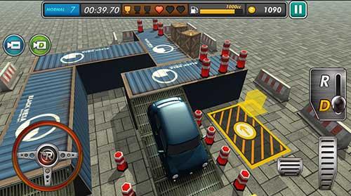RealParking3D Parking Games Apk