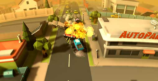 Permalink to Reckless Getaway 2 2.1.5 Apk Mod Unlocked For Android
