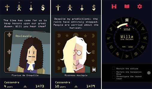Reigns: Her Majesty Apk