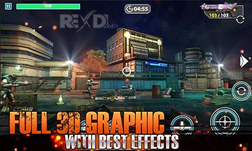 Rescue Strike Back Apk