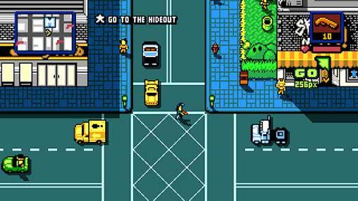 Retro City Rampage DX Apk