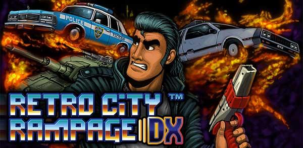 Retro City Rampage DX Mod