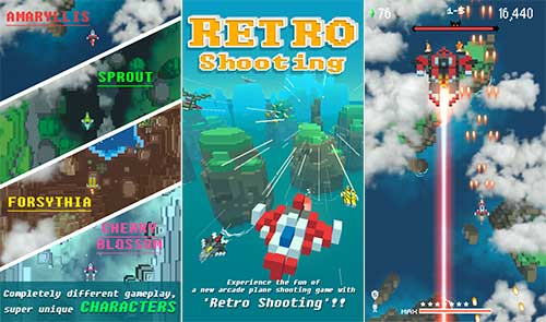 Retro Shooting Apk