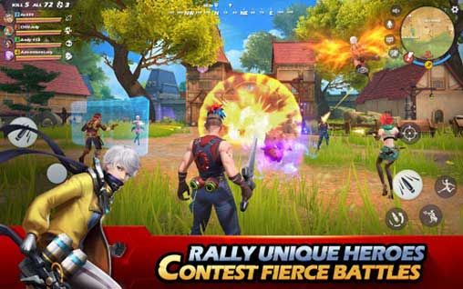 Ride Out Heroes Apk