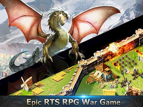 Rise & Rule Battle for Throne Apk