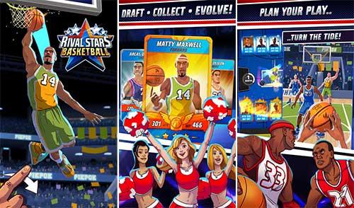 Rival Stars Basketball Apk