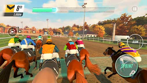 Rival Stars Horse Racing Weak Opponents Data Apk Mod Android