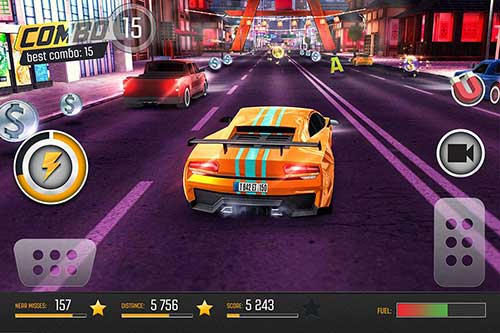 Road Racing Traffic Driving Apk