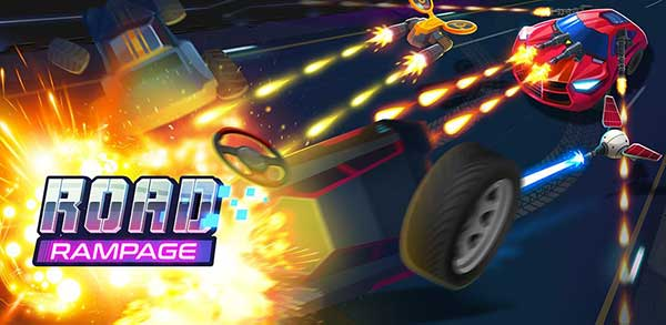 Road Rampage Mod