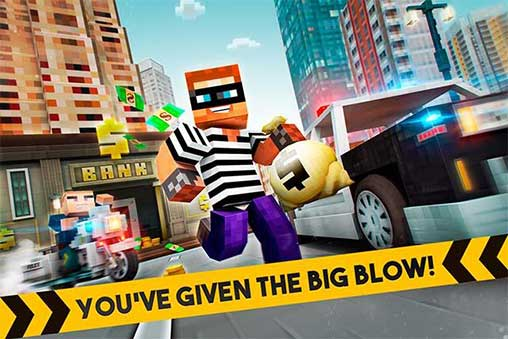 Robber Race Escape Apk