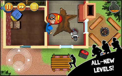Robbery Bob 1.18.33 Apk + MOD (Money/Unlocked) Android-upupfree