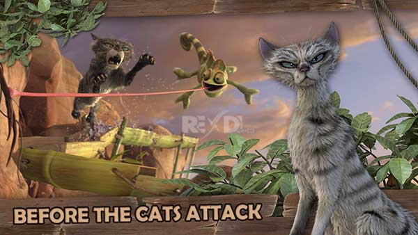 Robinson Crusoe The Movie Apk