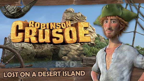 Robinson Crusoe The Movie