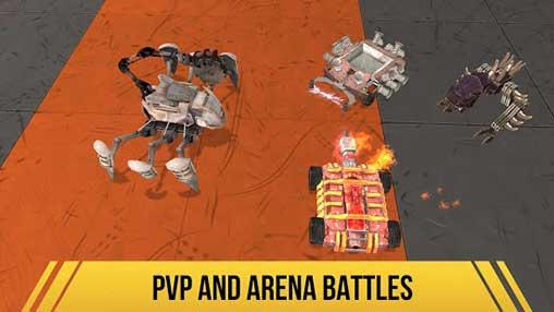 Robot Fighting 2 - Minibots 3D Apk