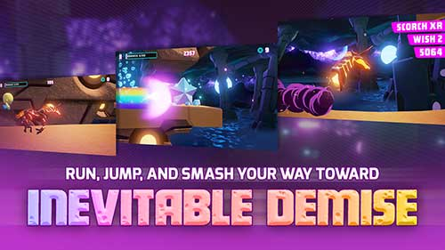 Robot Unicorn Attack 3 Apk