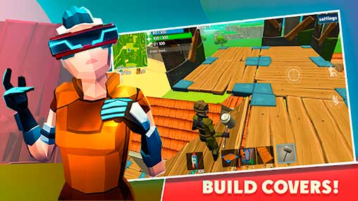 Rocket Royale Apk