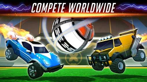 Rocketball: Championship Cup Apk