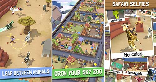 Rodeo Stampede Sky Zoo Safari Apk