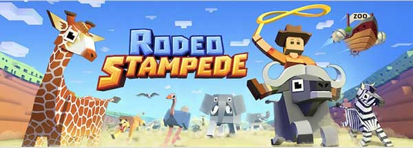 Rodeo Stampede Sky Zoo Safari