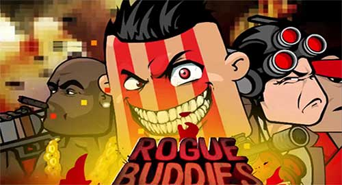 Rogue Buddies – Action Bros!