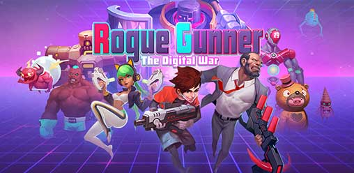 Rogue Gunner :Pixel Shooting