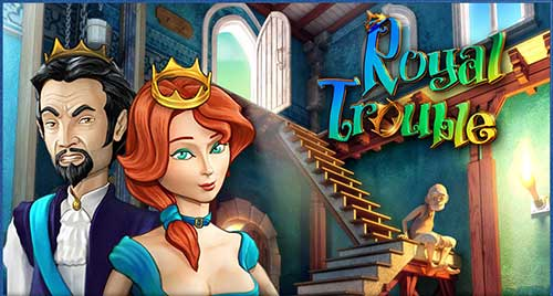 Royal Trouble Full
