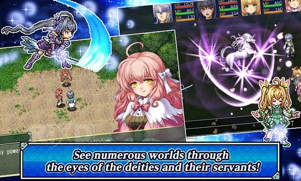 RPG Asdivine Menace Apk