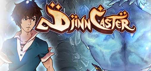 RPG Djinn Caster
