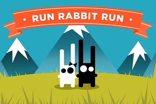 Run Rabbit Run Free Platformer