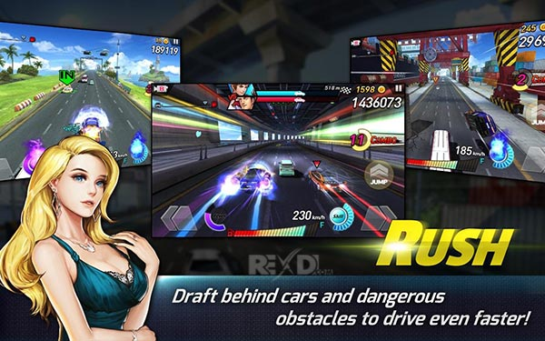 Rush N Krush Apk