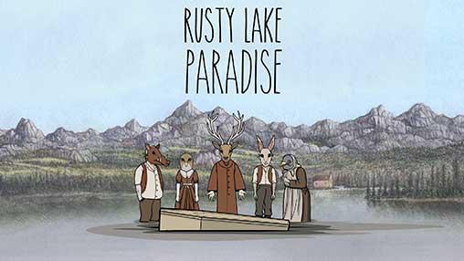Rusty Lake Paradise