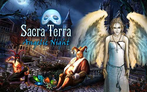 Sacra Terra Angelic Night Full