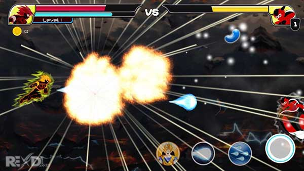 Saiyan Battle of Goku Devil Apk