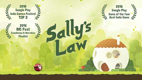 Sally's Law Mod